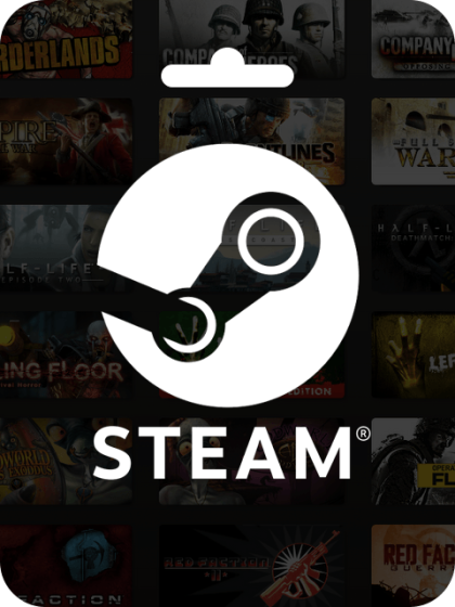 Steam Wallet Card (US)