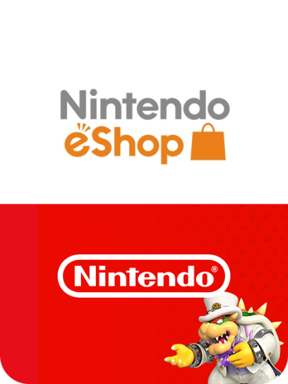 Nintendo eShop Gift Card (UK)