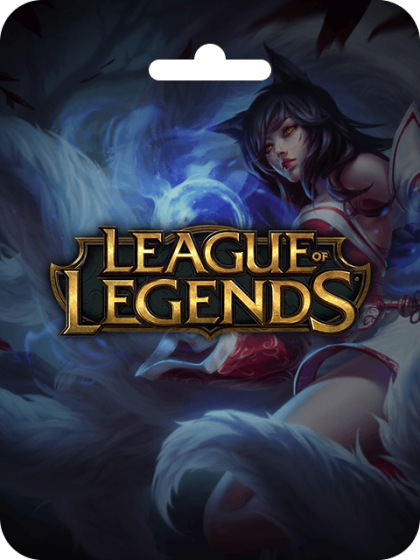 League of Legends China Direct Top Up