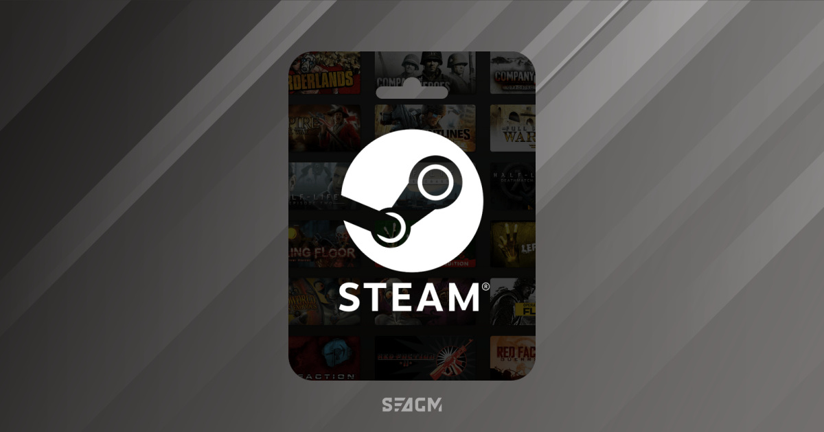 Buy STEAM Wallet Codes Philippines - Instant Code Delivery | SEA